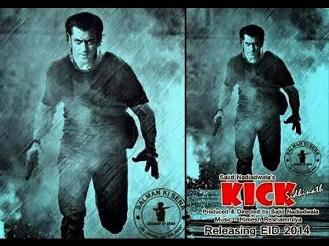 Salman Khan New 'Kick Movie' I Official Song ! Latest song 2014