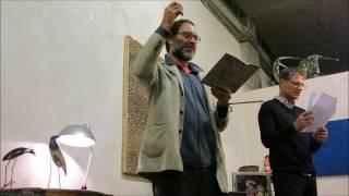Lançamento - douda correria#57 Sulcos de Artur Almeida Apresentação e leitura: Nuno Moura e Pedro d´Orey 11.05.2017, Loja...