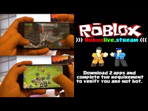 Roblox Robux Hack  Get Unlimited Free Robux in Roblox  Best way to get free Robux in 2018