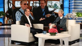 Video Jerry Seinfeld Debuts the First Look at Ellen on 'Comedians in Cars Getting Coffee' MP3, 3GP, MP4, WEBM, AVI, FLV Maret 2019