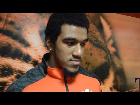 Vic Beasley Post-Game Interview 8/31/2013 video.