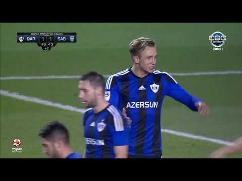 Карабах - Sabah Baku 1:1. Видеообзор матча 24.11.2018. Видео голов и опасных моментов игры