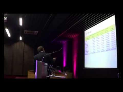 Guillermo Badillo de la UNAB en Seminario de Marketing y Tecnologias como Herramientas de Innovacion para las Empresas