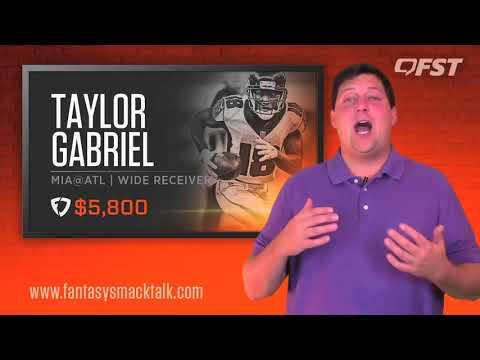 Daily Fantasy Football: Week 6 FanDuel Value Picks thumbnail