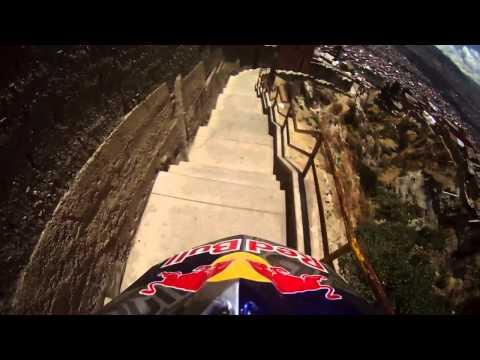 """filip polc – extreme downhill  """"descenso del condor"""" 2012"""