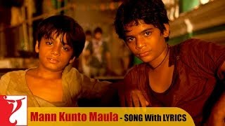 Mann Kunto Maula Song with Lyrics - GUNDAY