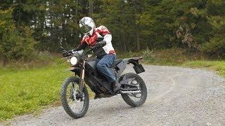 2. New 2014 E-Bike: Zero FX 5.7