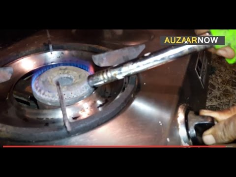 Gas Stove Cleaning & Maintenance  - Gas Stove Repair