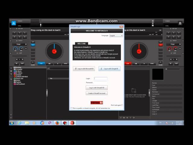 Virtual Dj Home Mac Download