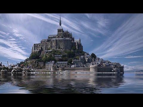 Εκκενώθηκε για λόγους ασφαλείας το Μον Σαιν-Μισέλ