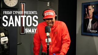 Santos goin in on Sway In The Morning