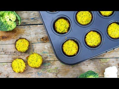 bocconcini di broccoli light - ricetta