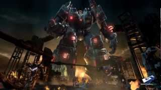 Transformers: Fall Of Cybertron - E3 2012: Cinematic Trailer
