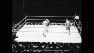 Gene Tunney -vs- Jack Dempsey - Long Count Film