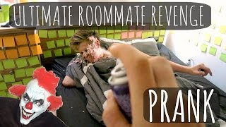 Ultimate Roommate Revenge Pranks! | ThatcherJoe