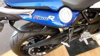 3. BMW F 800 R 87 Hp 200 Km/h 124 mph 2012 * see also Playlist