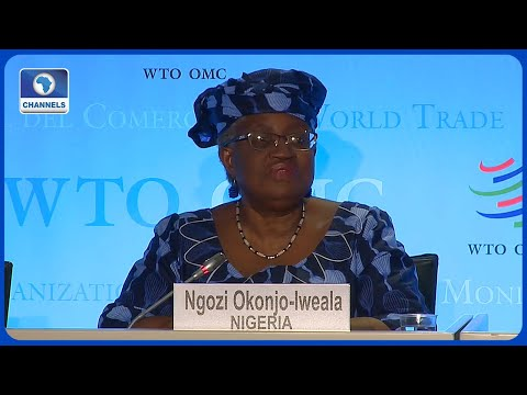 WTO: I Am The Most Qualified For The Job - Okonjo-Iweala [FULL VIDEO]