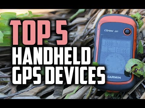 Best Handheld GPS Devices in 2018 - Which Is The Best Handheld GPS?