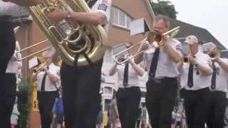 Bad Bramstedt Germany  City pictures : 18. Internationales Musikfest Bad Bramstedt 2015 Festumzug durch die Stadt