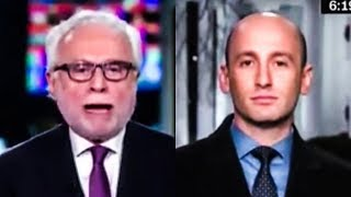 Video Wolf Blitzer Begs Stephen Miller To Not Be A Total Idiot During Interview MP3, 3GP, MP4, WEBM, AVI, FLV April 2019