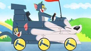 Tom and Jerry Boomerang Make and Race / Tom 2 / Cartoon Games Kids TV