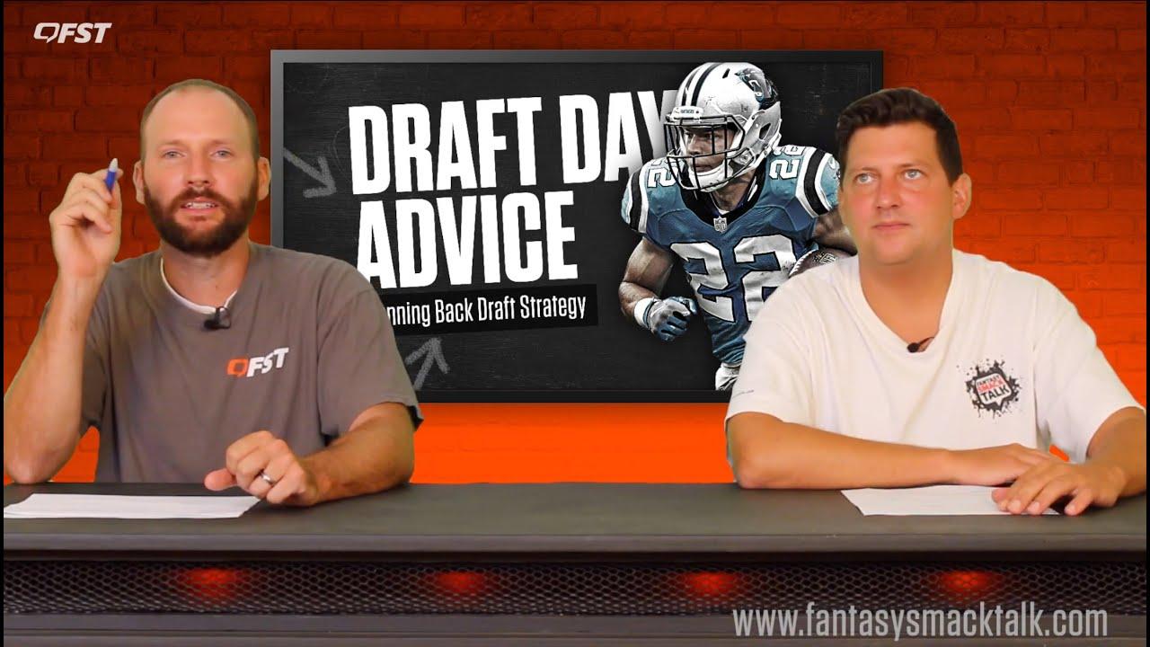 2020 Fantasy Football Running Back RB Draft Strategy thumbnail