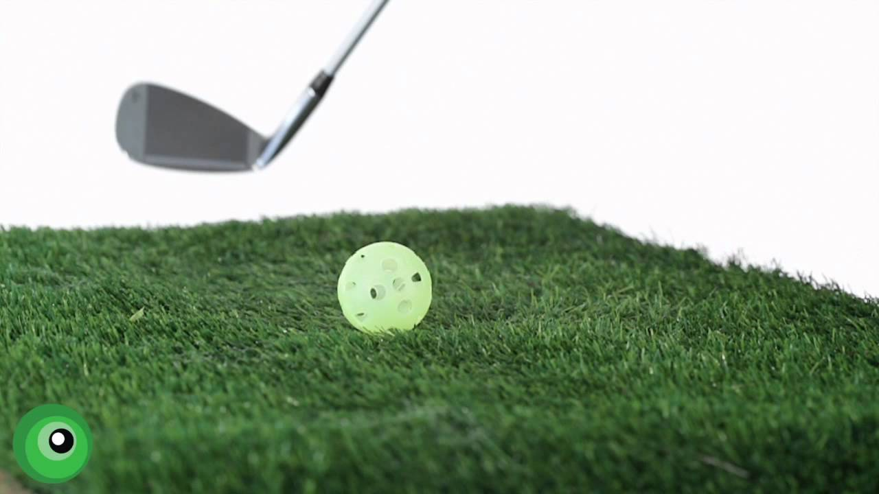 Five Star Golf - Striking the golfball