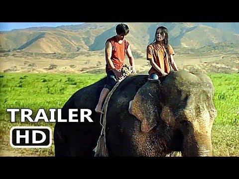 AN ELEPHANT'S JOURNEY Trailer (2019) Family, Adventure Movie