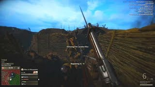 Neverending piles of bodies lining up in the trenches of VerdunTags: kenzugaming, games, game, video games, pc games
