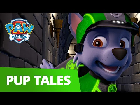 PAW Patrol | Quest for the Crown | Mission Paw Rescue Episode | PAW Patrol Official & Friends!
