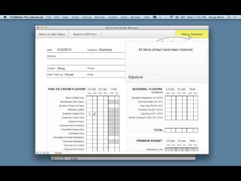 FileMaker Web Seminar:  Getting Rid of Paper-based Processes (4 Case Studies)