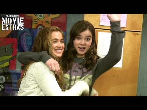 Go Behind the Scenes of The Edge of Seventeen (2016)