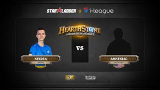 Amnesiac vs Neirea, game 1