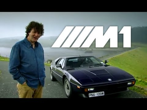 James May — BMW M1 Review (видео)