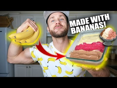 BANANAS ARE AMAZING 🍌 & WHY YOU SHOULD EAT THEM!