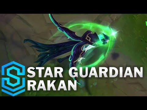 Rakan Vệ Binh Tinh Tú - Star Guardian Rakan