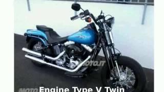 6. 2008 Harley-Davidson Softail Cross Bones Details