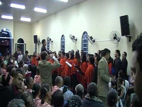 Coral da Assembleia de Deus em Buique