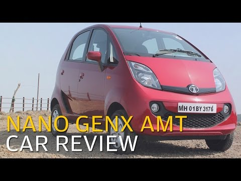 The New Automatic Nano GenX is Hip but not Happenin