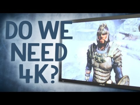 Do we need 4K? - Reality Check