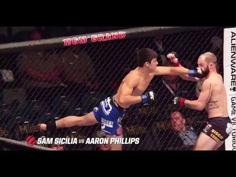 motion - The UFC's Fight Motion Cam captures the biggest hits of UFC 173 in super slow-mo.