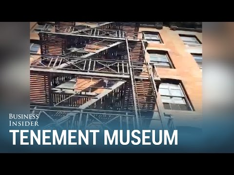 Download A Trip Through The Tenement Museum In New York City HD Mp4 3GP Video and MP3