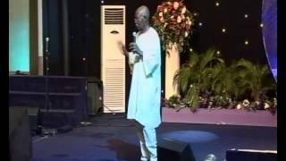 Prayerfest2014 SOVEREIGN GOD Dr Olusola Ajolore Day 2 Morning Session VOL 2