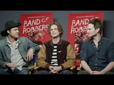 """Behind the Scenes with the cast of """"Band of Robbers"""""""