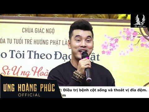 """LK Thà Rằng Như Thế & Người Ta Nói   Ưng Hoàng Phúc   Talkshow """"Vì sao tôi theo đạo Phật"""" - Thời lượng: 9 phút, 2 giây."""