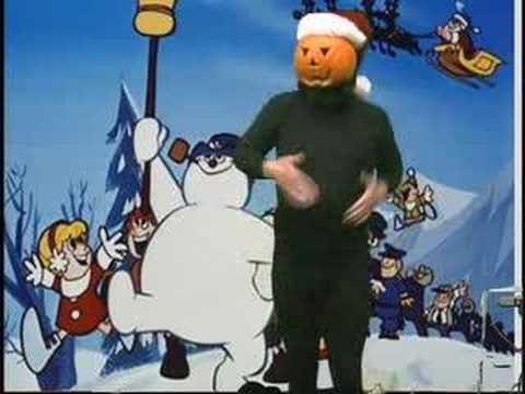 El baile de la calabaza (Versión navideña)
