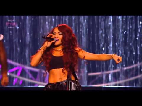 Stooshe - Waterfalls (Live at MOBO Awards 2012)