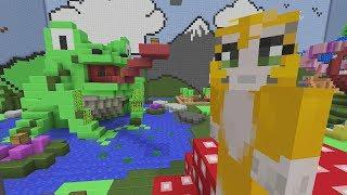 Minecraft Xbox - Slow Mo Challenge