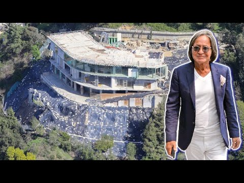 Mohamed Hadid Reportedly Owes $1.2 Million In Back Taxes On Disaster Mansion Project