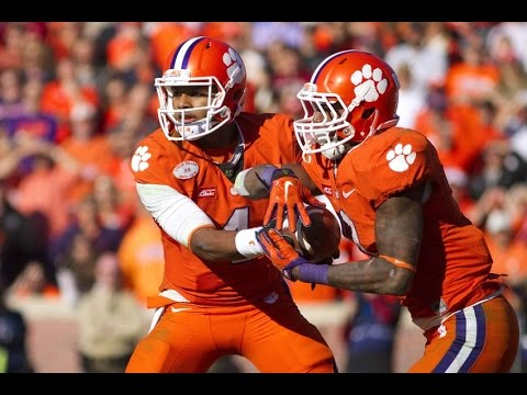 "Clemson Football Pump Up 2015-2016 – ""Seven Nation Army"""